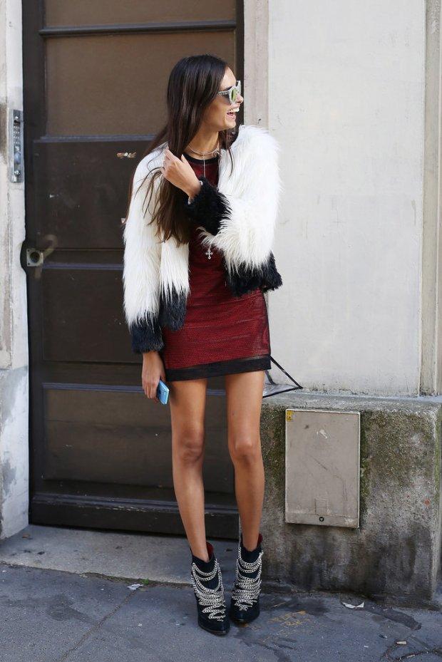 Two-toned-fur-would-make-any-mini-look-chic-en-iyi-sokak-stilleri-2014